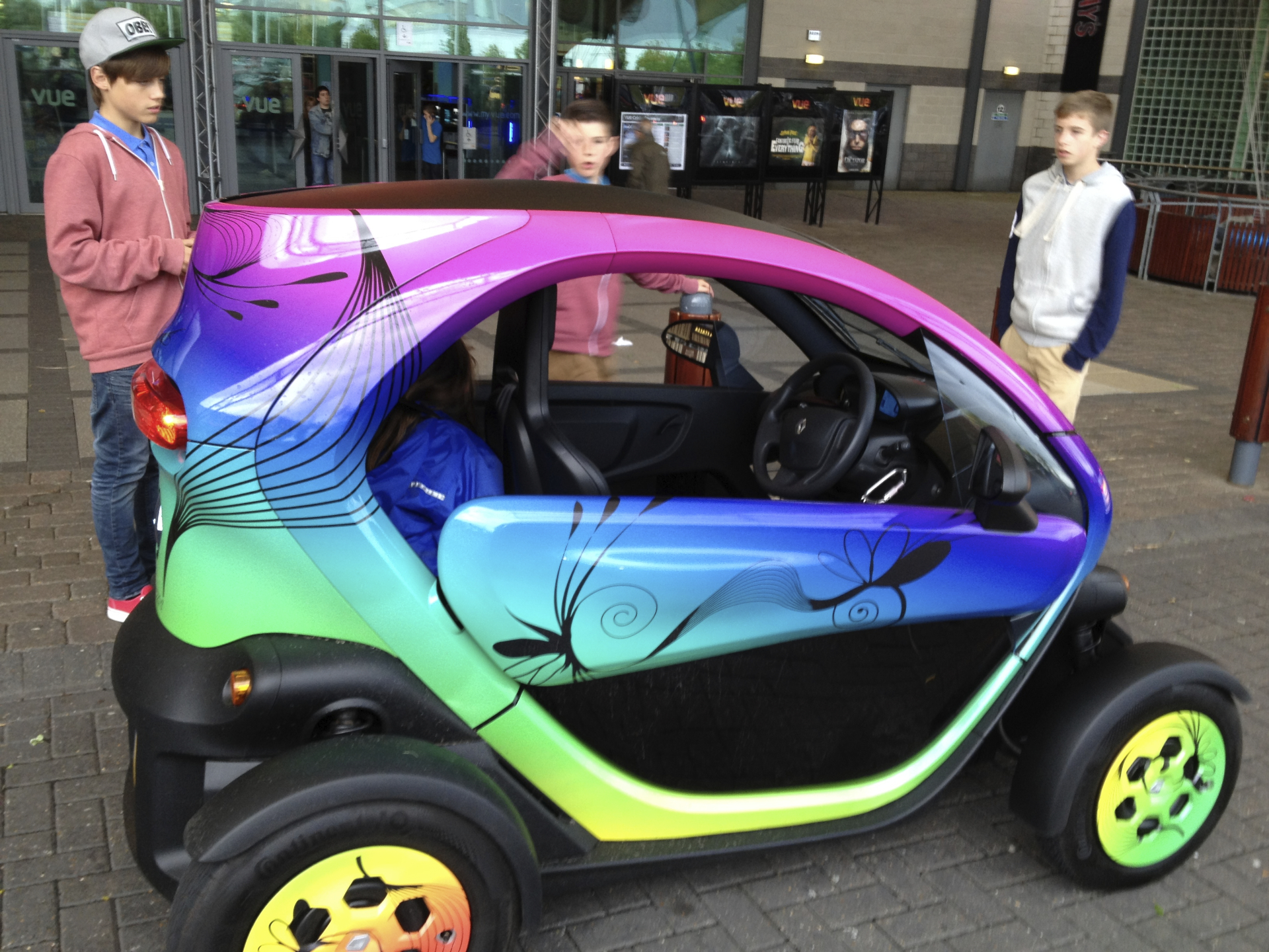 Hyundai Extended Warranty >> Weekend Test-Drive: Can Tiny Renault Twizy Be A Real Car?