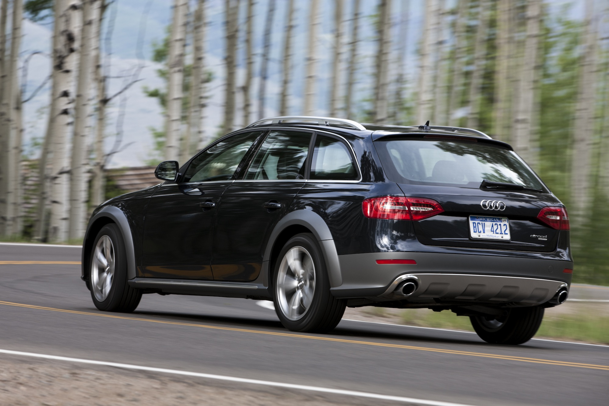 30 Days Of Audi Allroad Five Things We Don T Like
