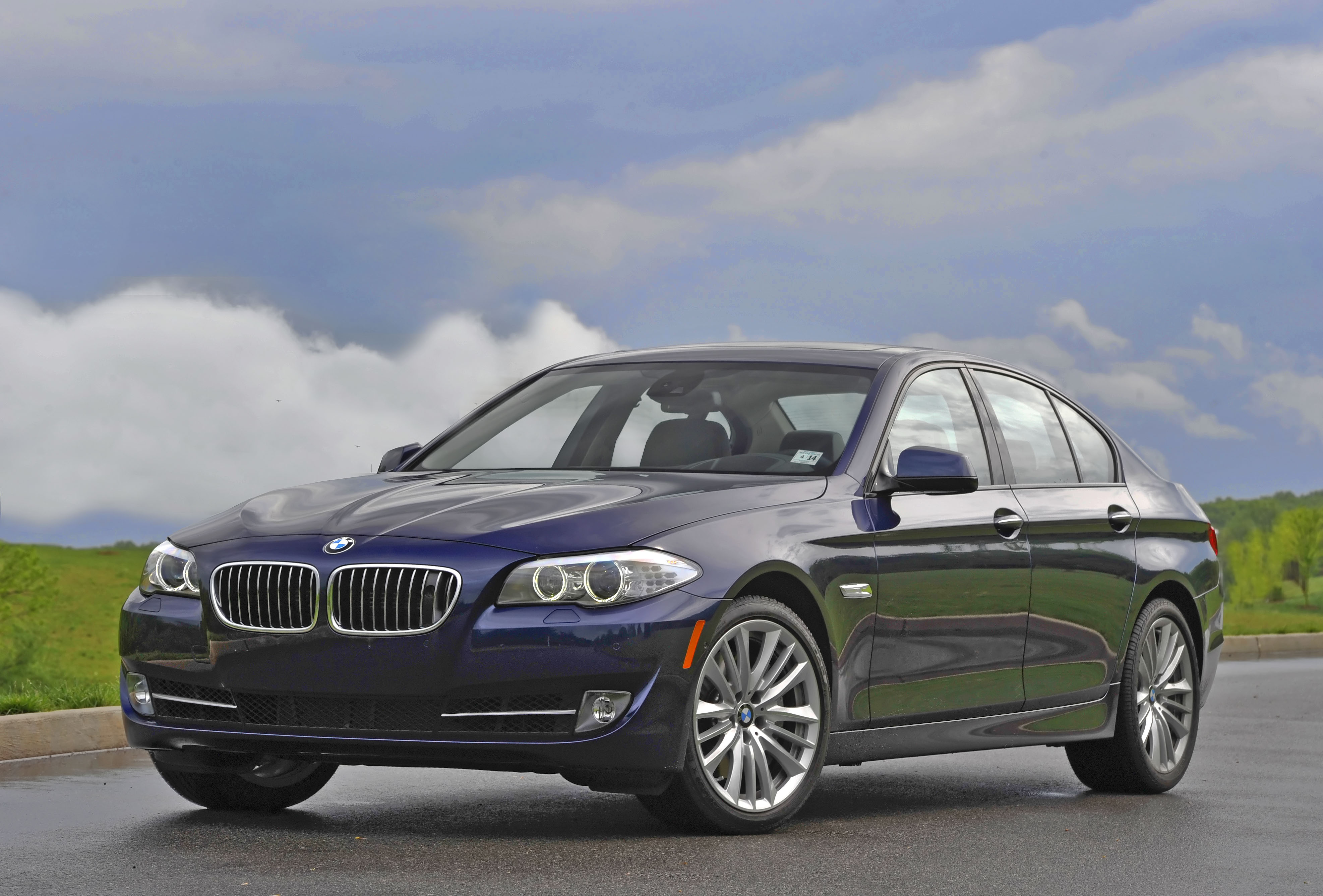 2013 Bmw 5 Series Review Ratings Specs Prices And