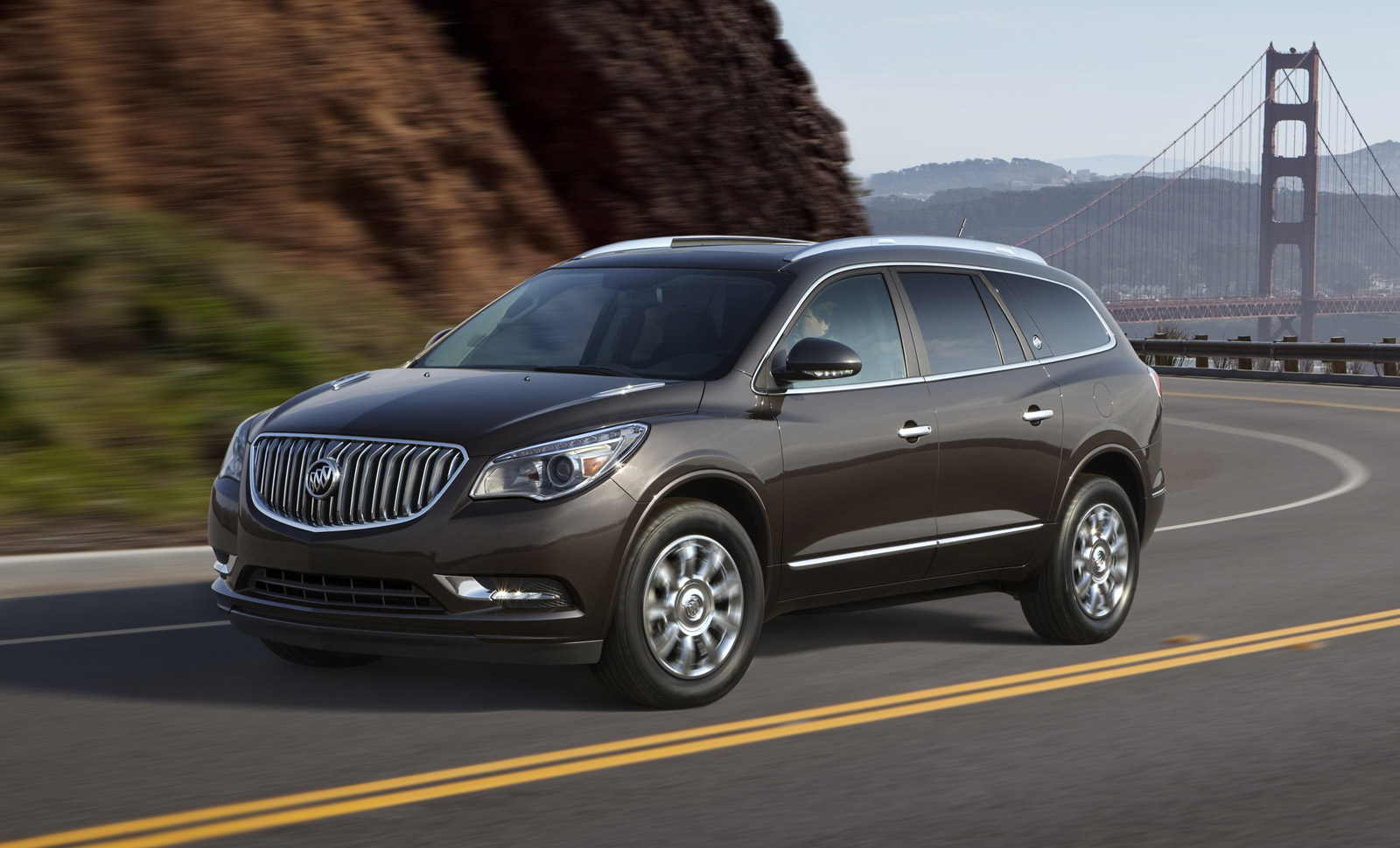 2013 buick enclave review ratings specs prices and photos the car connection. Black Bedroom Furniture Sets. Home Design Ideas