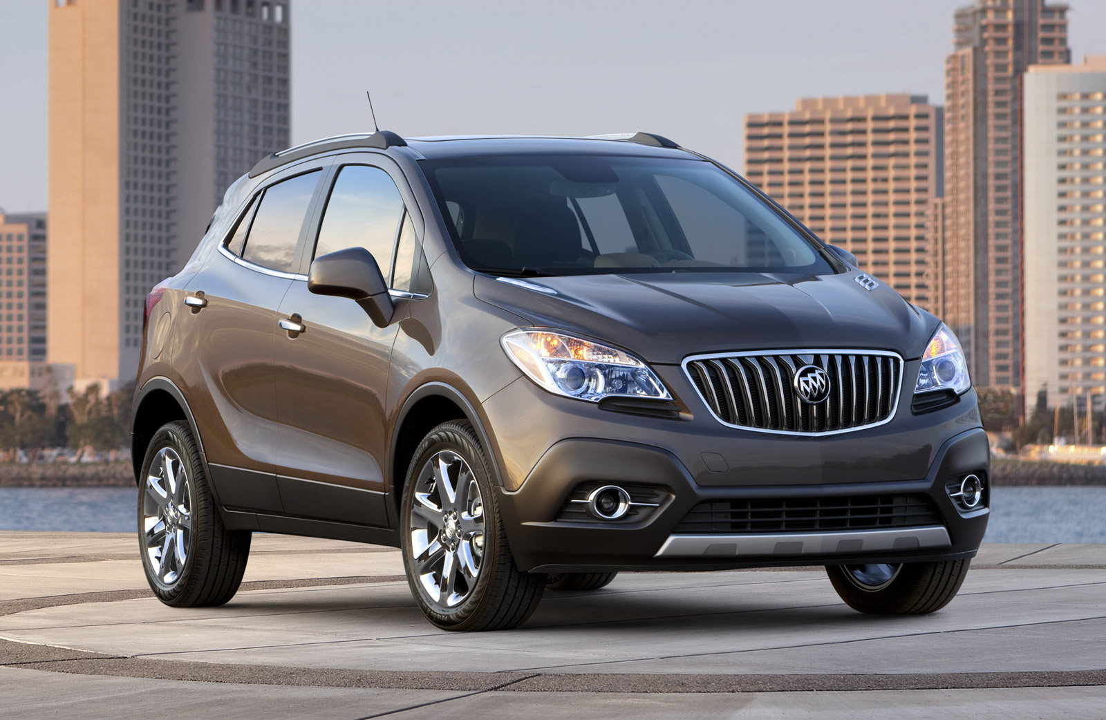 2013 Buick Encore Review Ratings Specs Prices And