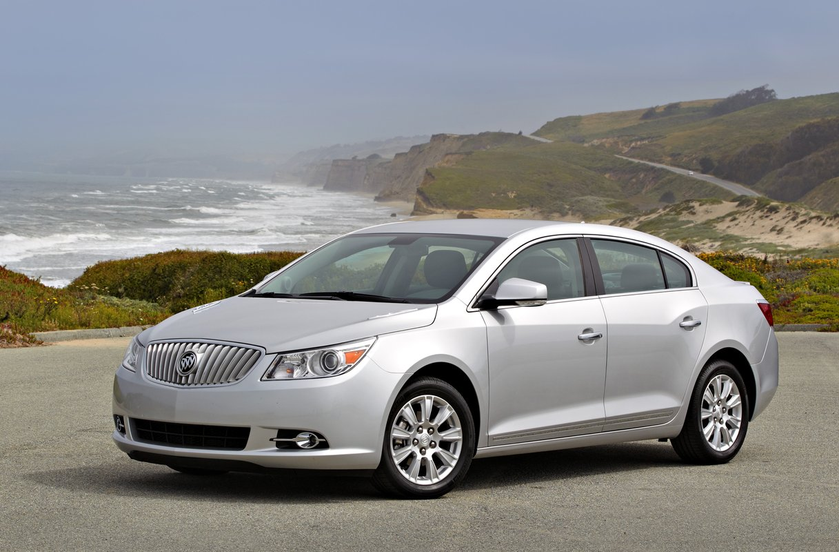 2013 Buick Lacrosse Review Ratings Specs Prices And Photos The Car Connection