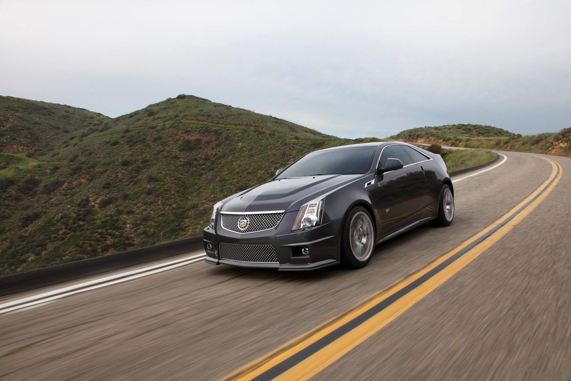 2013 cadillac cts v review ratings specs prices and photos the car connection. Black Bedroom Furniture Sets. Home Design Ideas