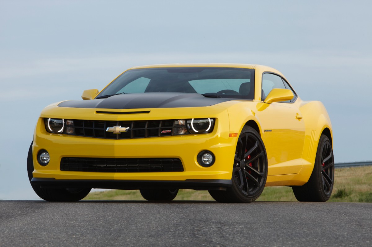 2013 Chevrolet Camaro (Chevy) Review, Ratings, Specs ...