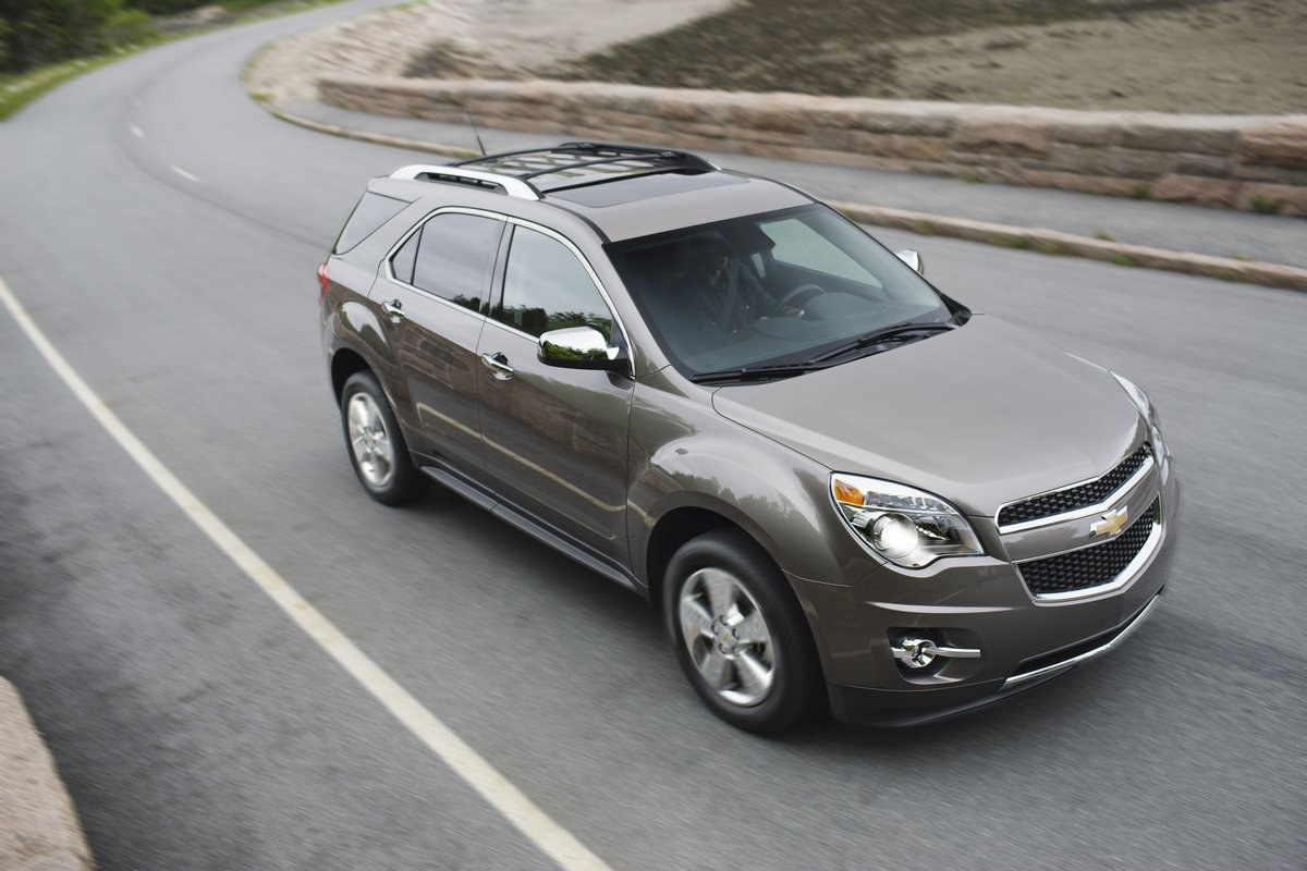 2013 Chevrolet Equinox Chevy Review Ratings Specs