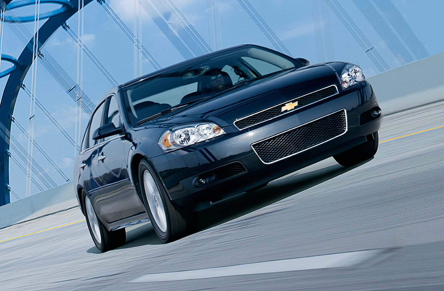 2013 Chevrolet Impala Chevy Review Ratings Specs
