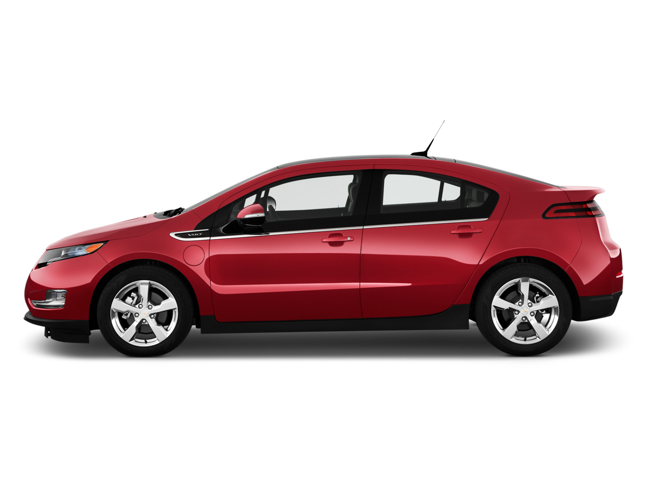 2013 chevrolet volt chevy styling review the car connection. Black Bedroom Furniture Sets. Home Design Ideas