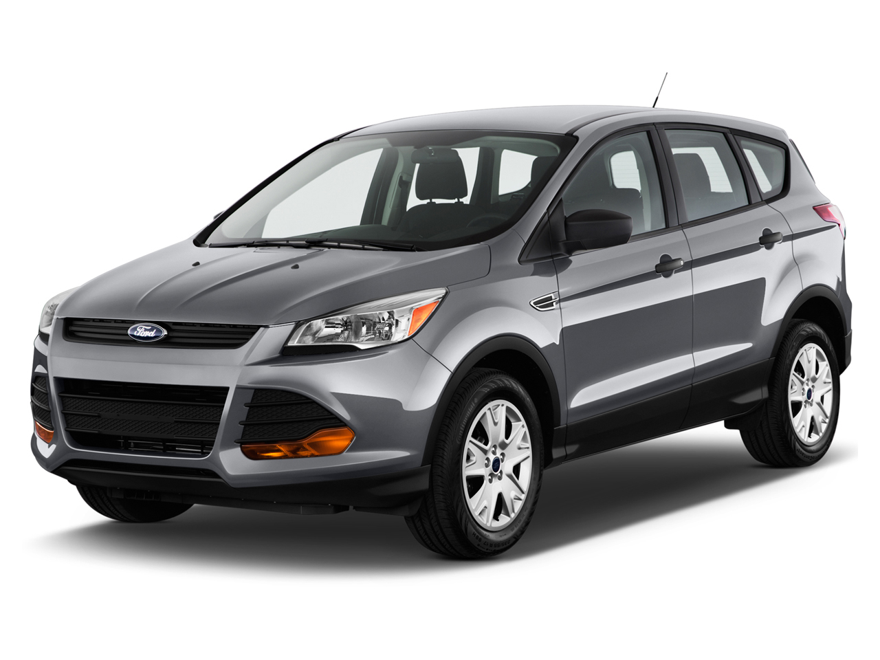 2013 ford escape fwd 4 door s angular front exterior view 100396276 h