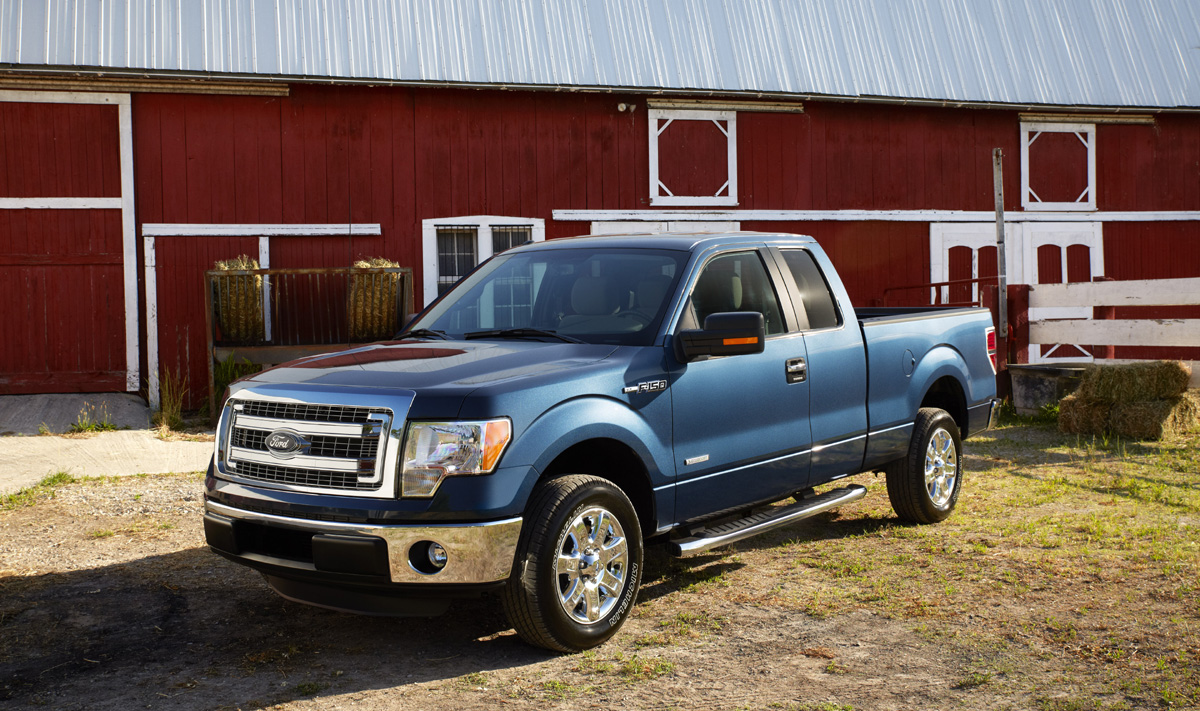 2013 ford f 150 100392322. Black Bedroom Furniture Sets. Home Design Ideas