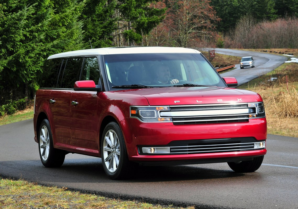 2013 Ford Flex Review Ratings Specs Prices And Photos