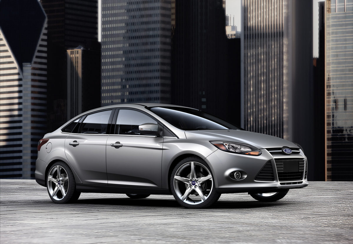 2013 ford focus review ratings specs prices and photos the car connection. Black Bedroom Furniture Sets. Home Design Ideas