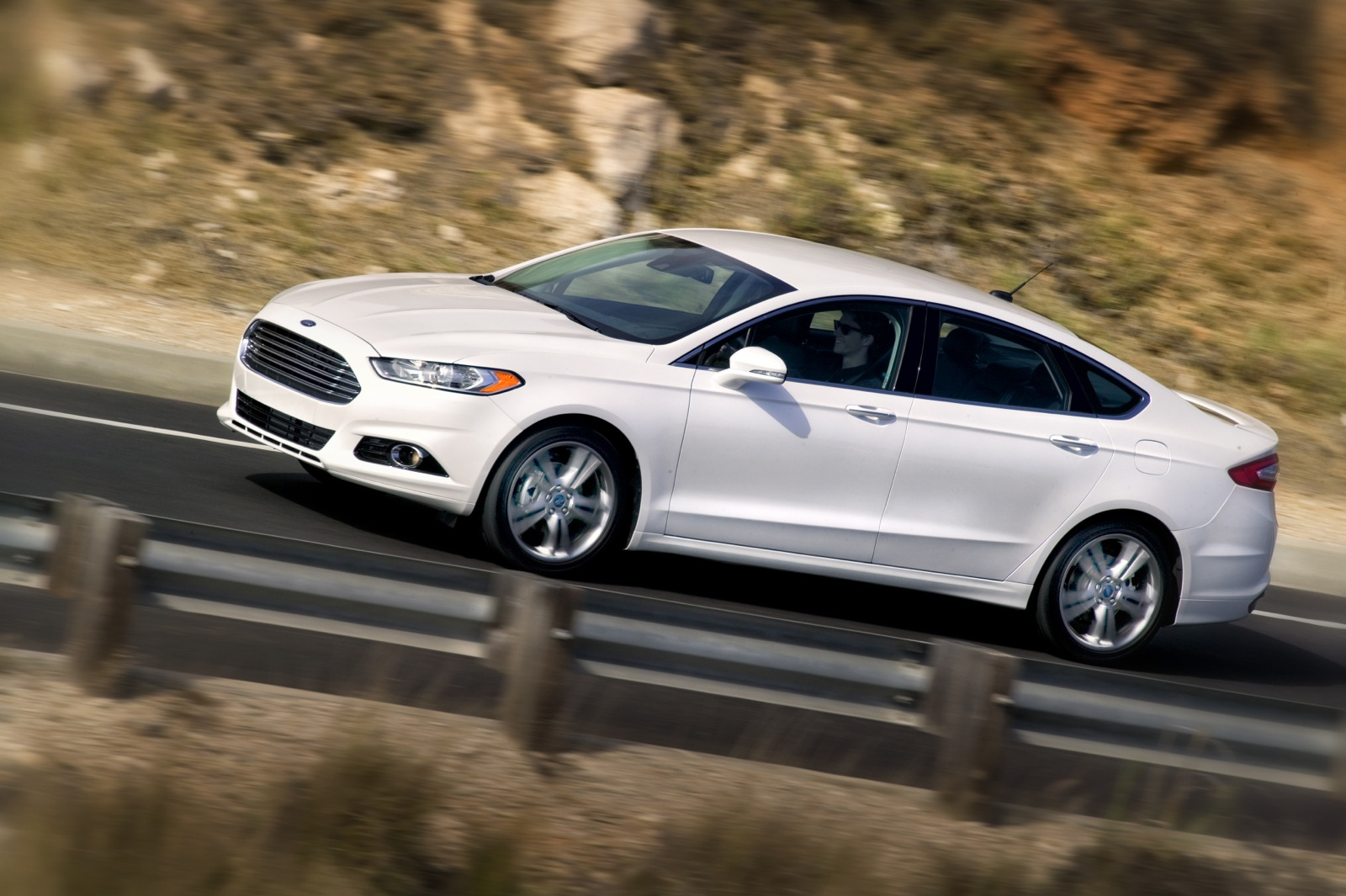 2013 ford fusion review ratings specs prices and photos the car connection. Black Bedroom Furniture Sets. Home Design Ideas