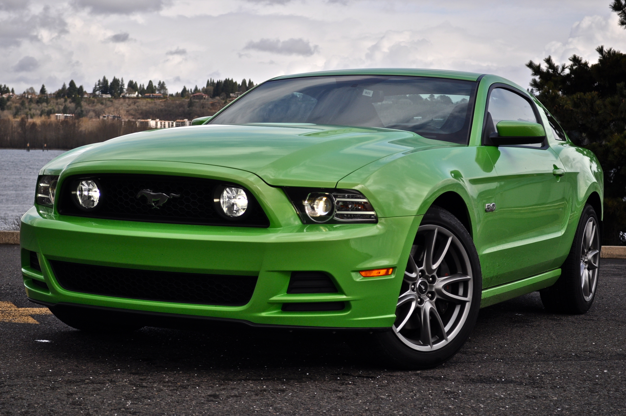 2013 ford mustang review ratings specs prices and photos   the car