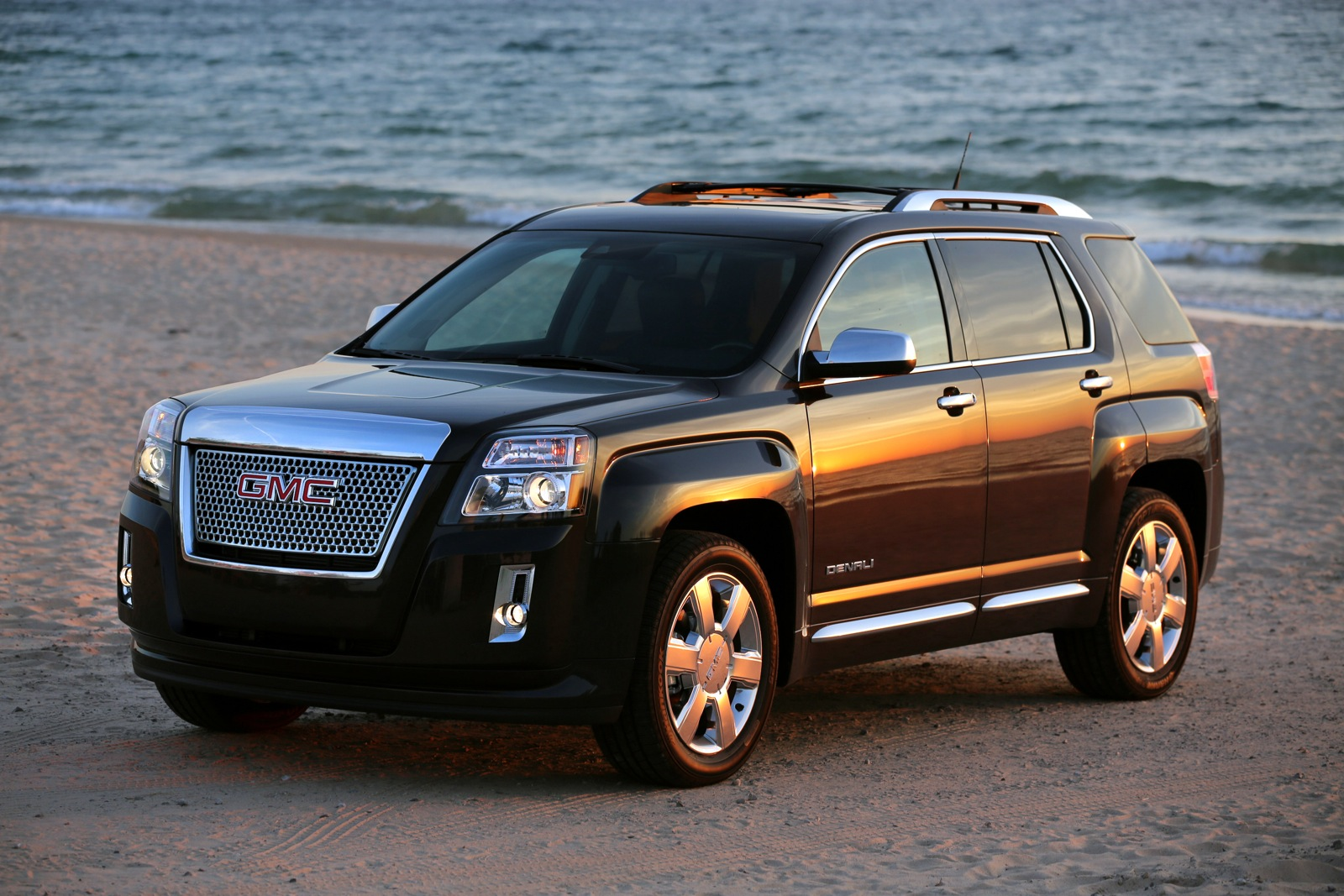 2013 Gmc Terrain Review Ratings Specs Prices And