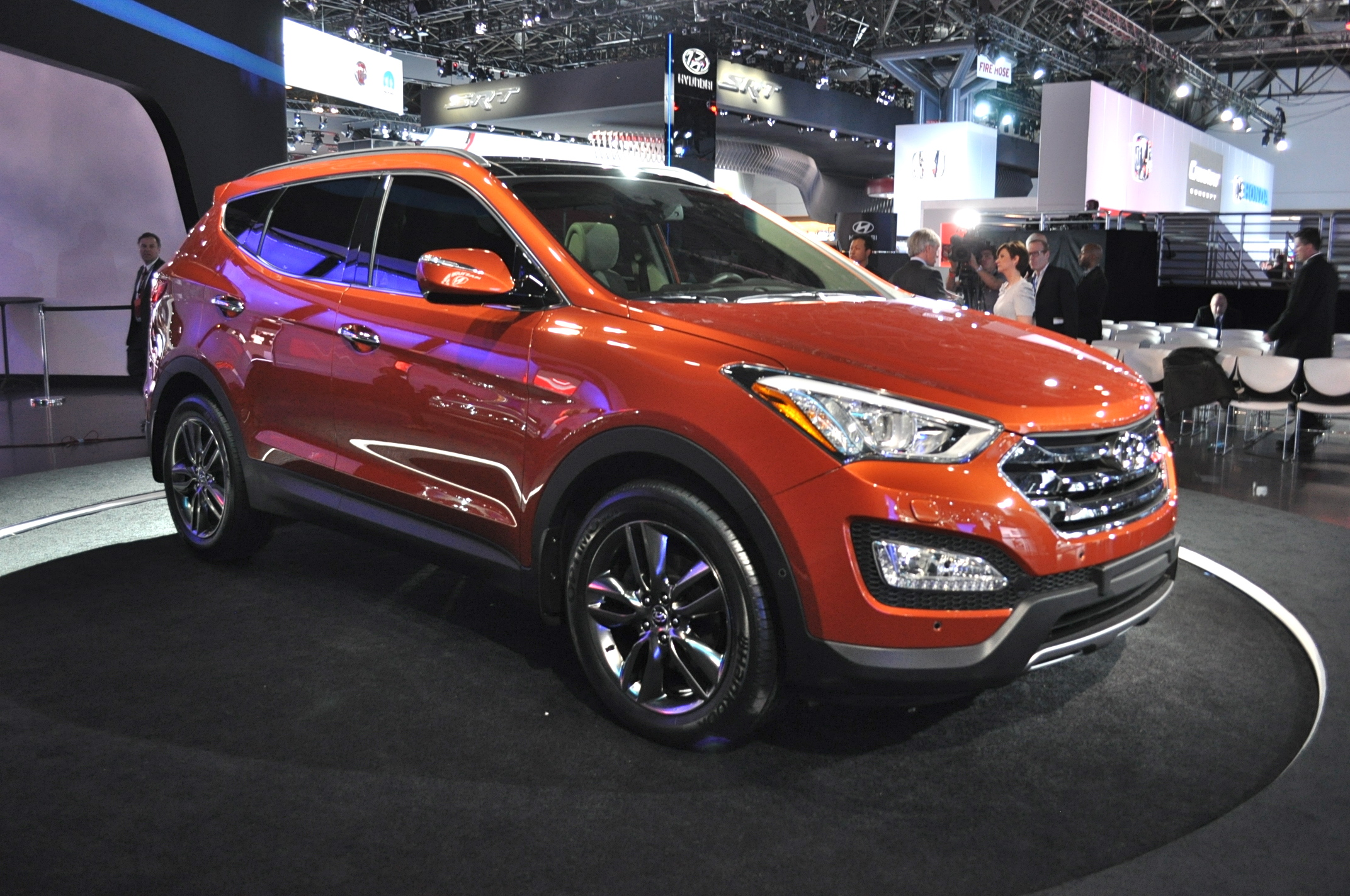 2013 Hyundai Santa Fe Walkaround Video