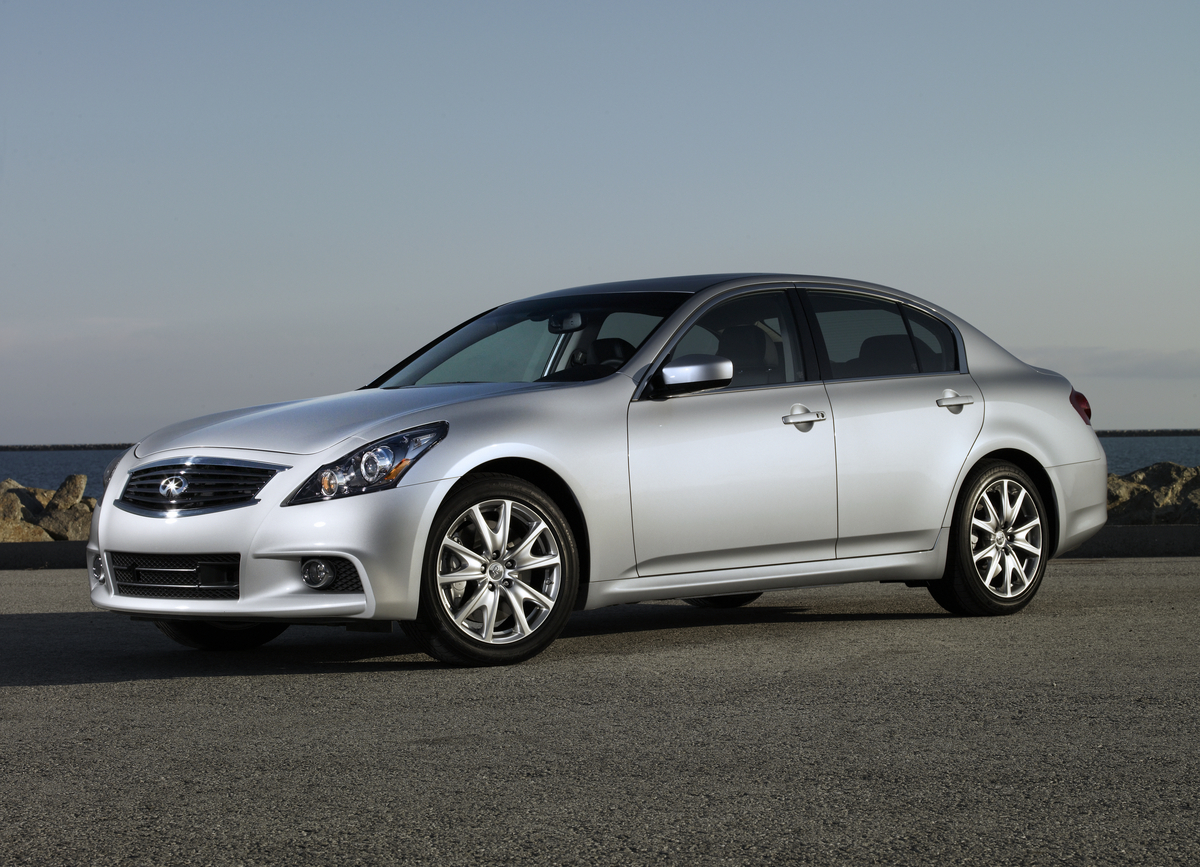 2013 Infiniti G37 Sedan Review, Ratings, Specs, Prices, and Photos - The Car Connection