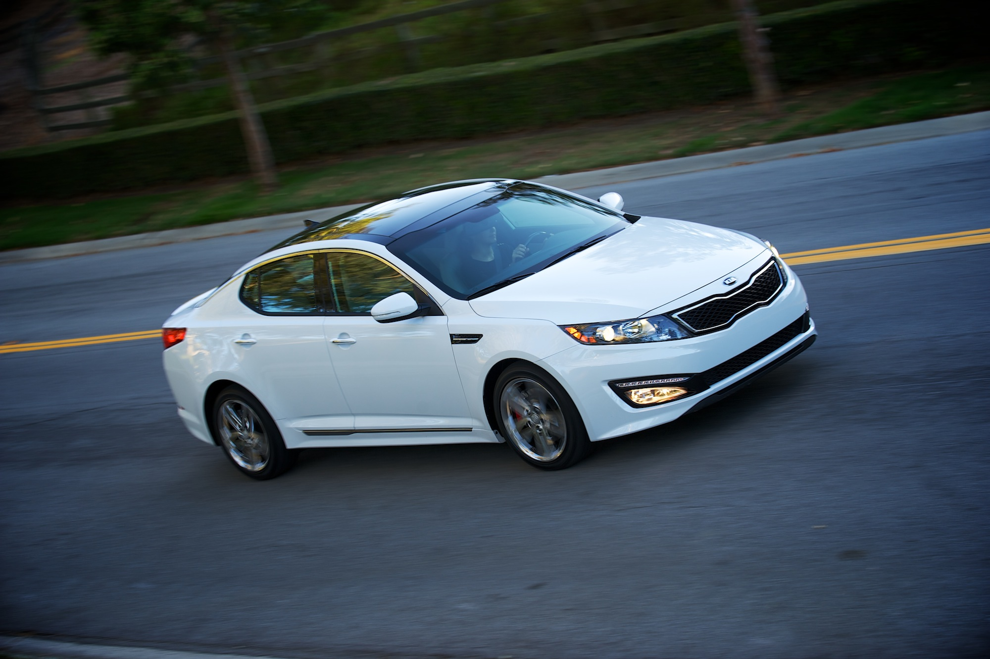 2013 Kia Optima Video Road Test