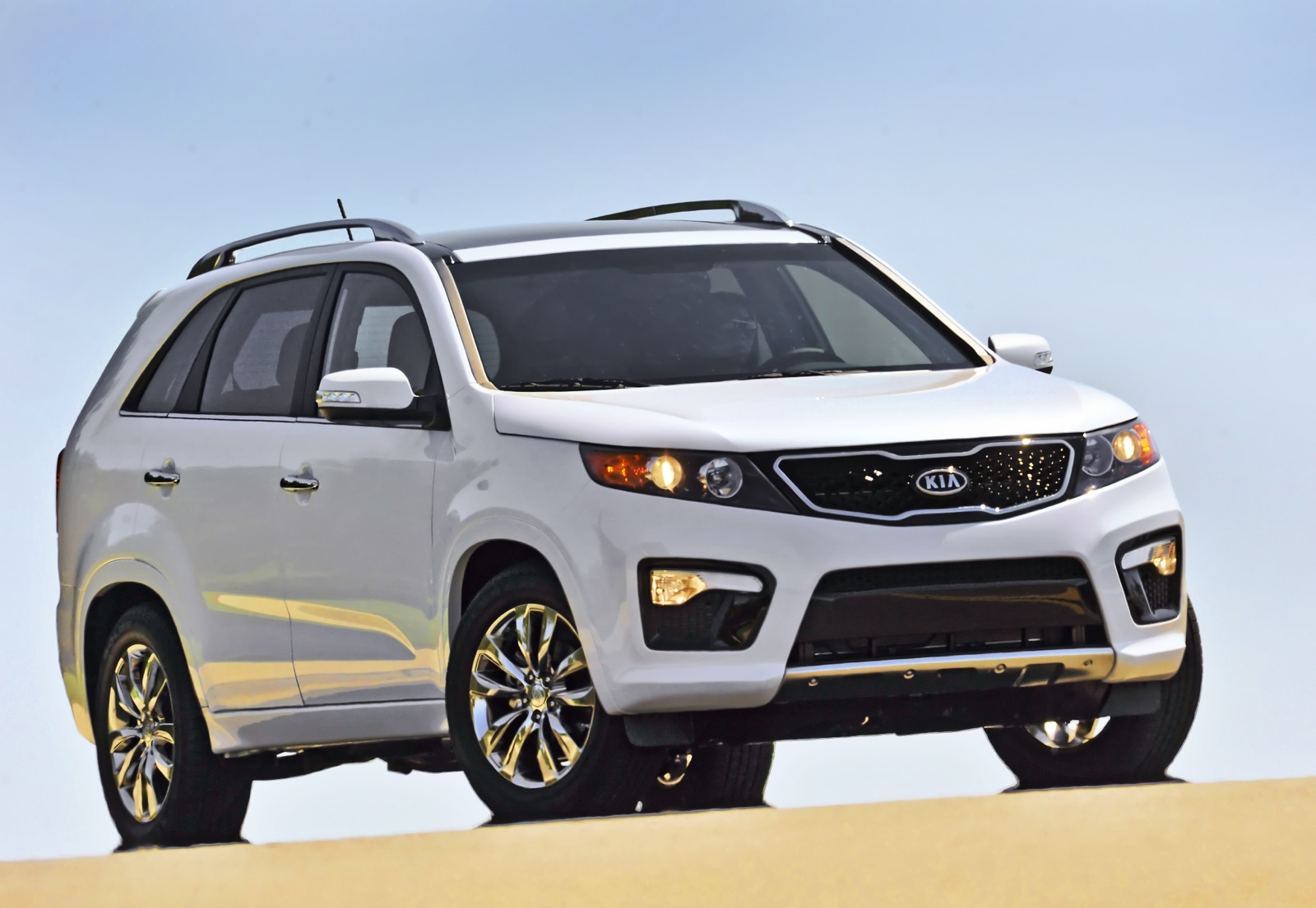 2013 kia sorento review ratings specs prices and photos the car connection. Black Bedroom Furniture Sets. Home Design Ideas