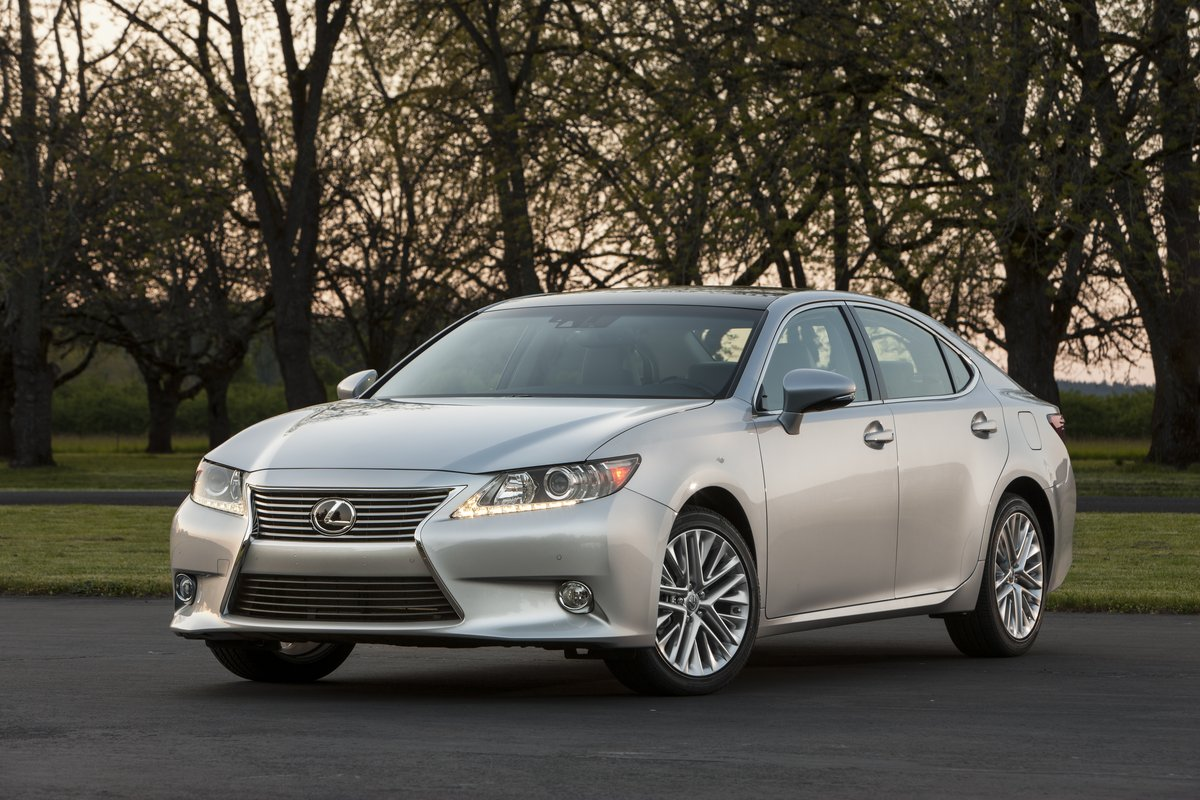 2013 lexus es 350 review ratings specs prices and photos the car connection. Black Bedroom Furniture Sets. Home Design Ideas