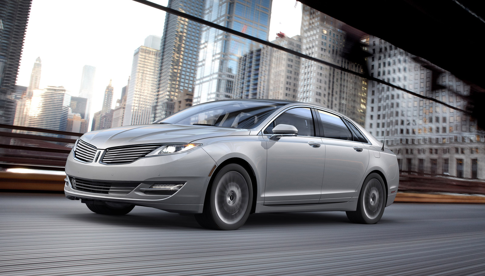Volvo Kansas City >> 2013 Lincoln MKZ Review, Ratings, Specs, Prices, and Photos - The Car Connection
