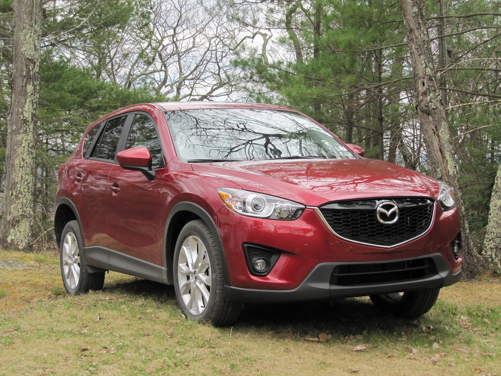 2013 Mazda Cx 5 Styling Review The Car Connection