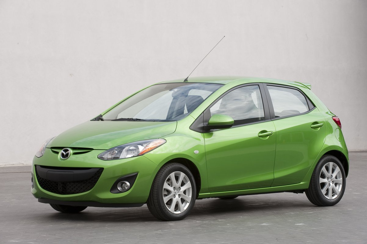 2013 mazda mazda2 review ratings specs prices and photos the car connection. Black Bedroom Furniture Sets. Home Design Ideas