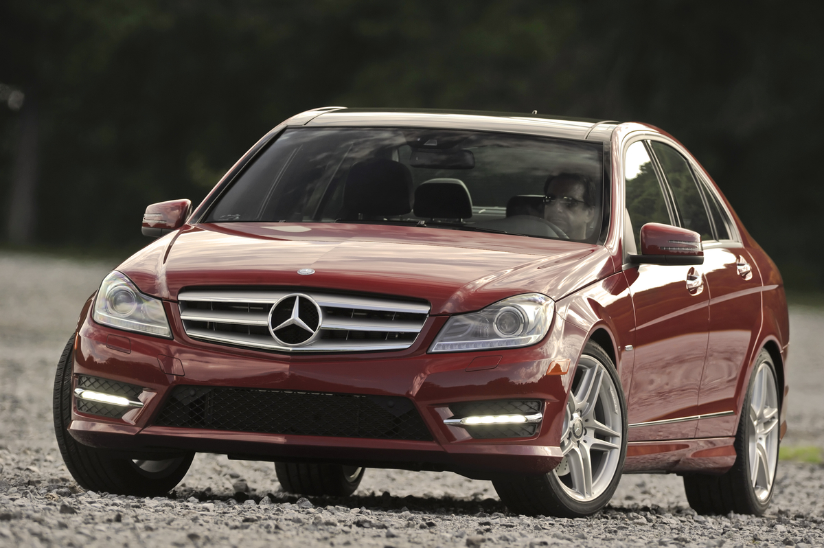 Mercedes c class tops list of most stolen luxury cars in for Mercedes benz classes list