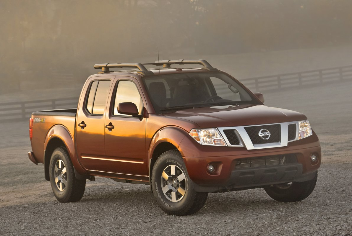 Kia Colorado Springs >> 2013 Nissan Frontier Review, Ratings, Specs, Prices, and ...