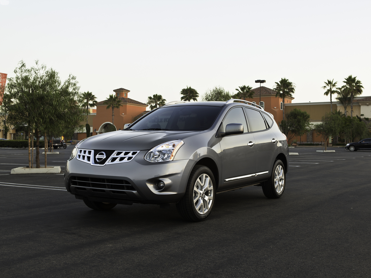 2013 Nissan Rogue Review Ratings Specs Prices And