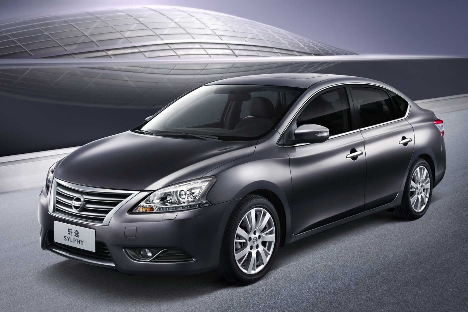 2013 Nissan Sentra Previewed By Sylphy Model At Beijing ...