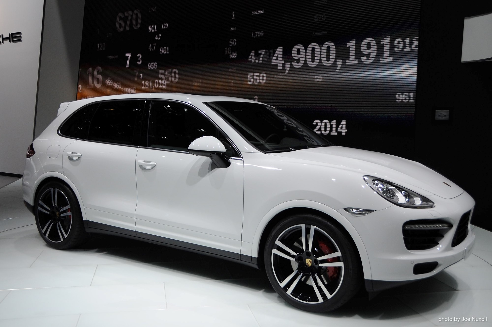 Bmw Of Fresno >> 2014 Porsche Cayenne Review, Ratings, Specs, Prices, and Photos - The Car Connection