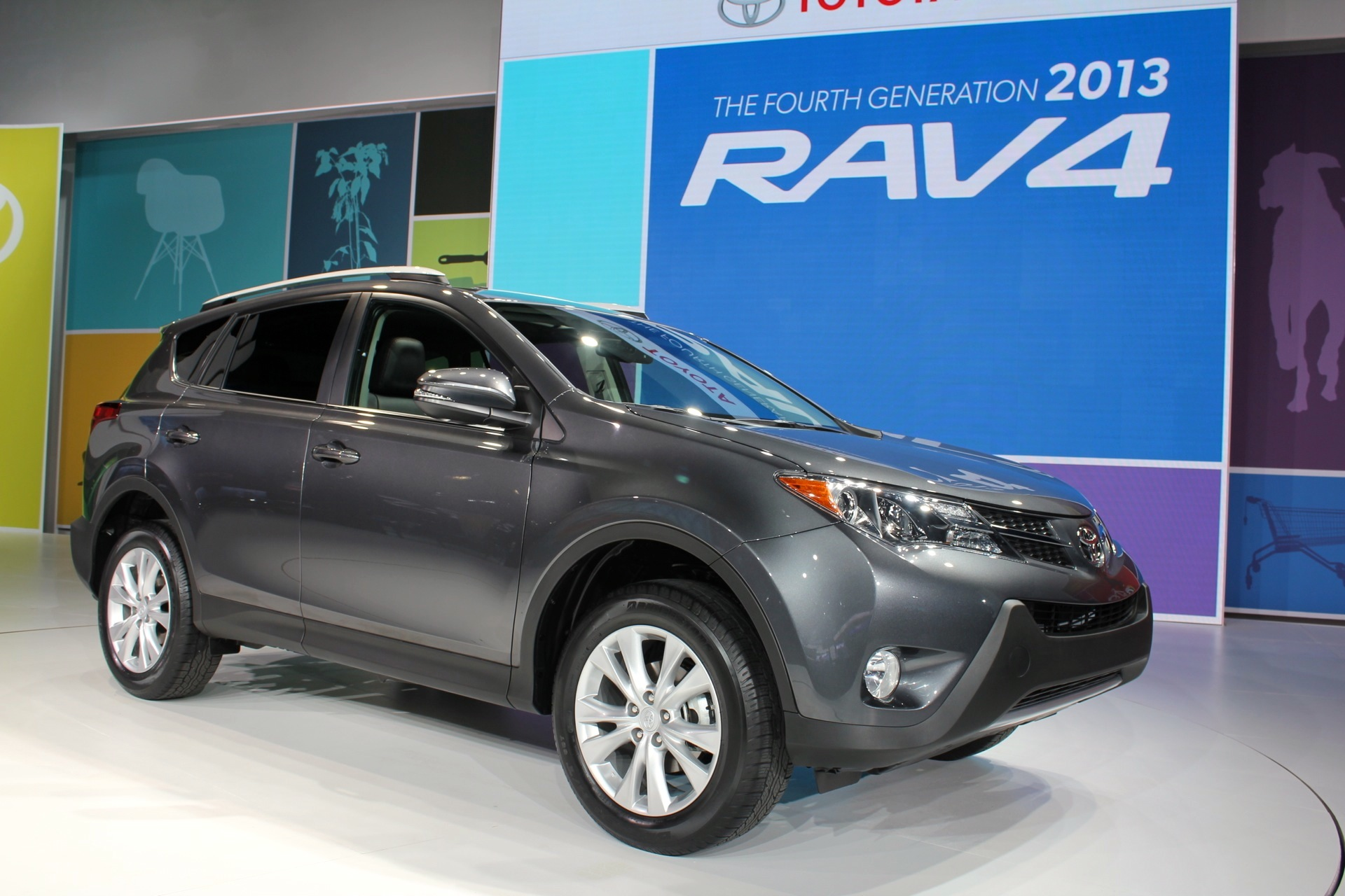 new toyota rav4 hybrid is likely on the way and soon too. Black Bedroom Furniture Sets. Home Design Ideas