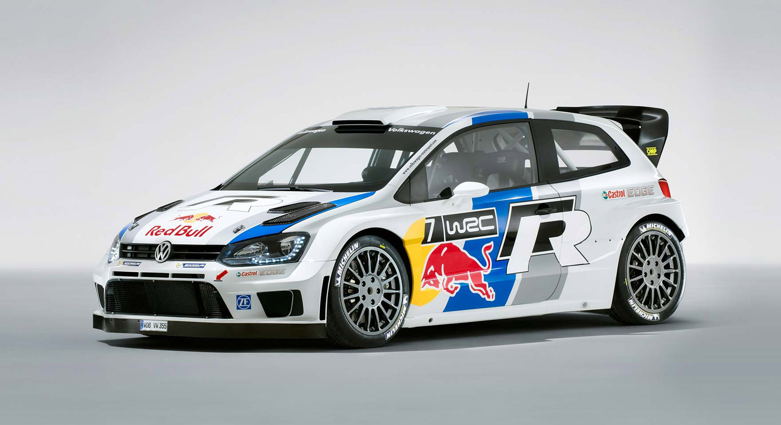 volkswagen polo r wrc attacks a rally stage in slow motion video. Black Bedroom Furniture Sets. Home Design Ideas