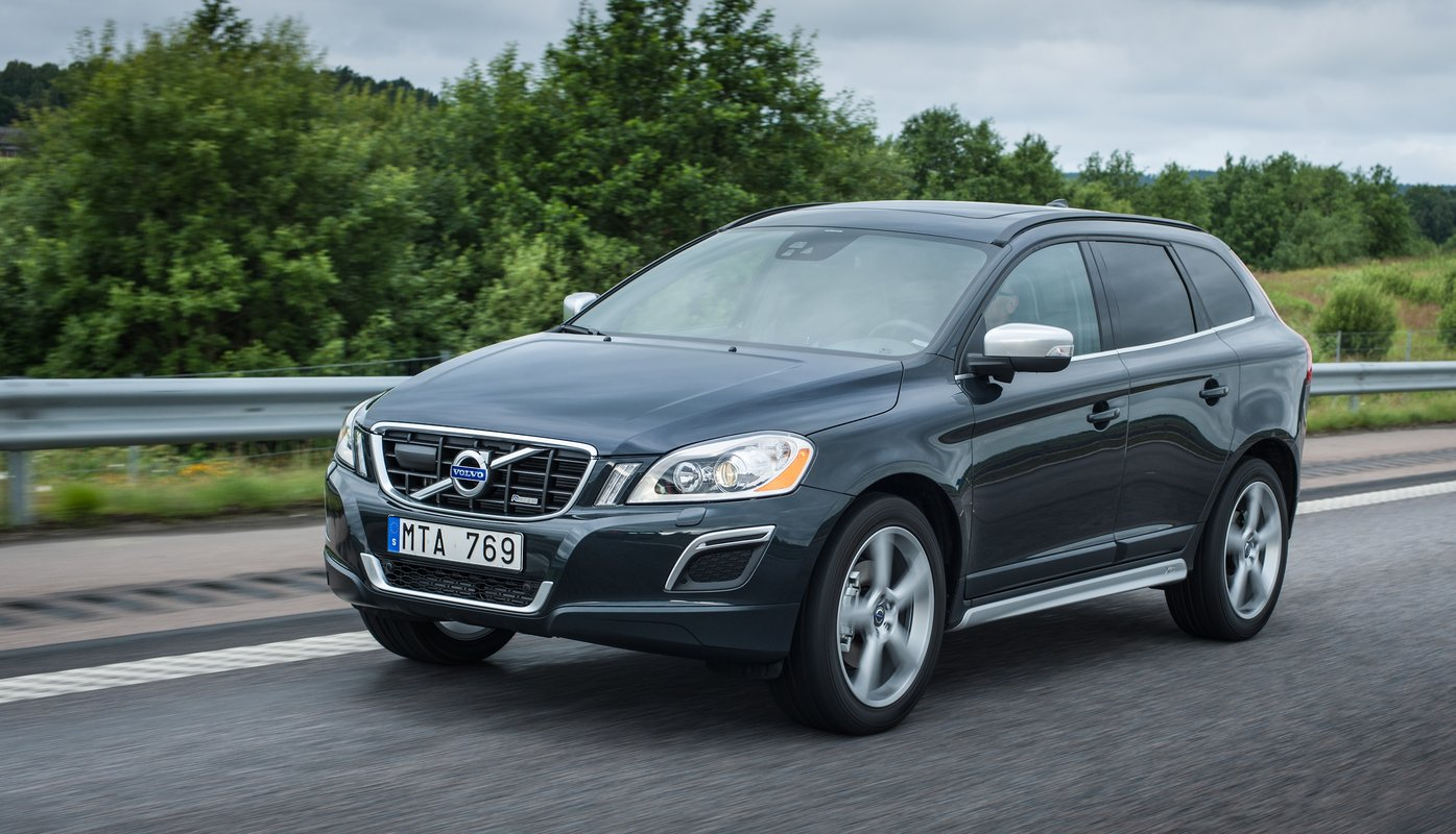 2013 Volvo XC60 Review, Ratings, Specs, Prices, and Photos - The Car Connection