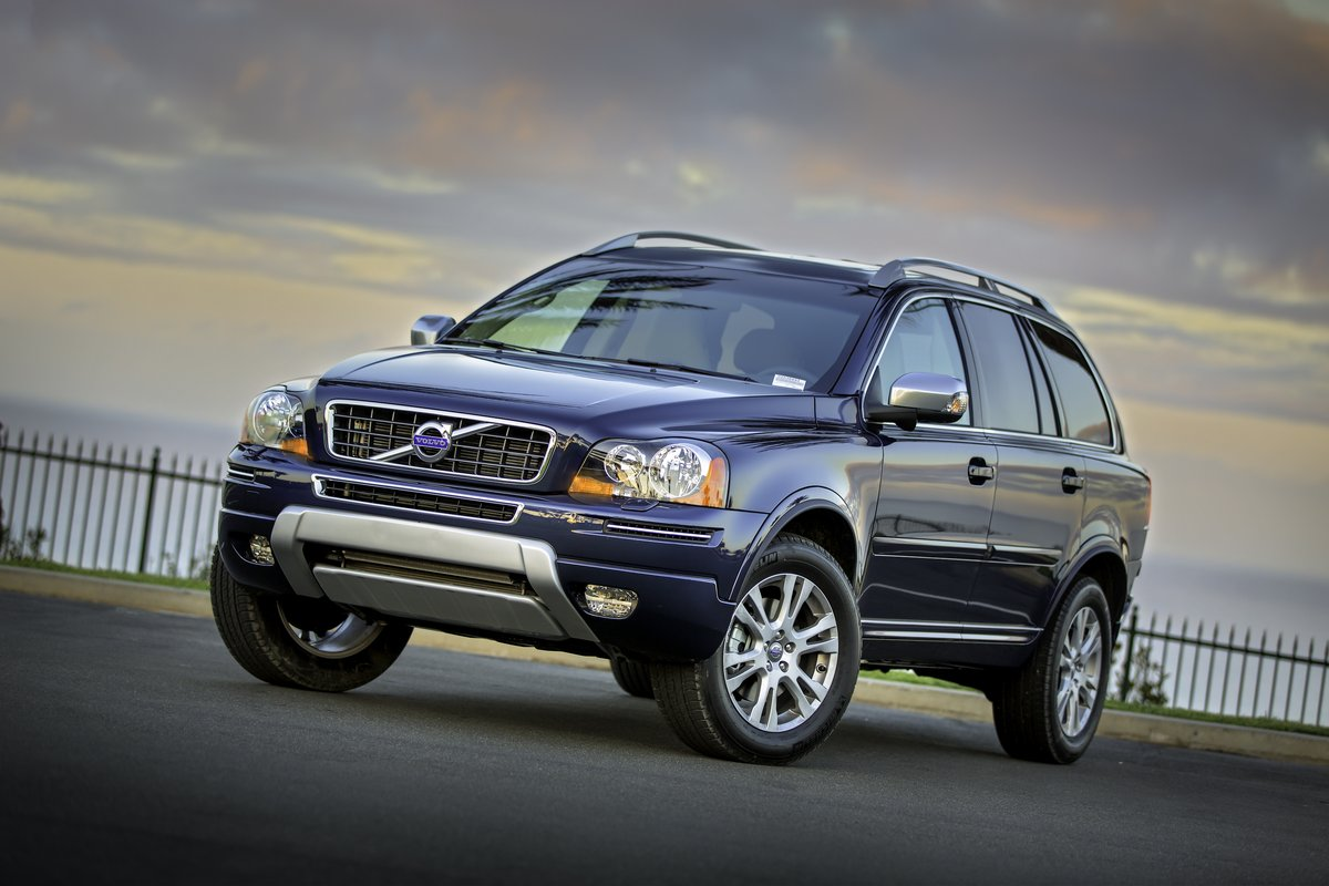 2013 volvo xc90 review ratings specs prices and photos the car connection. Black Bedroom Furniture Sets. Home Design Ideas
