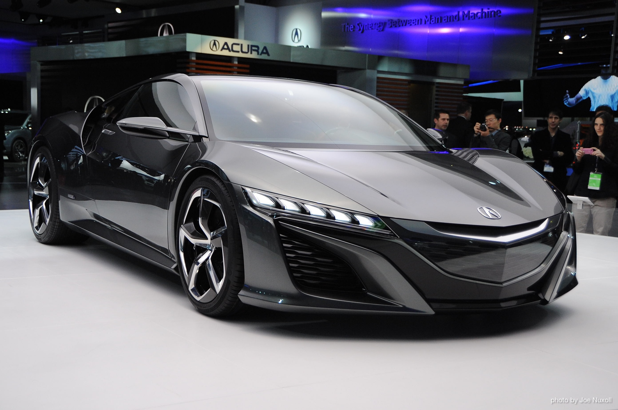 2014 acura nsx concept at the 2013 detroit auto show 100416115. Black Bedroom Furniture Sets. Home Design Ideas