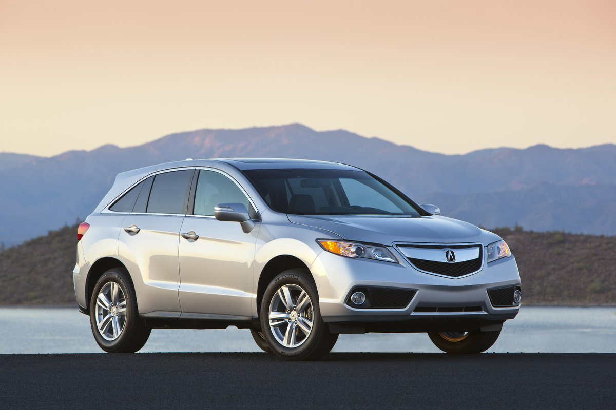 2014 Acura Rdx Review Ratings Specs Prices And Photos