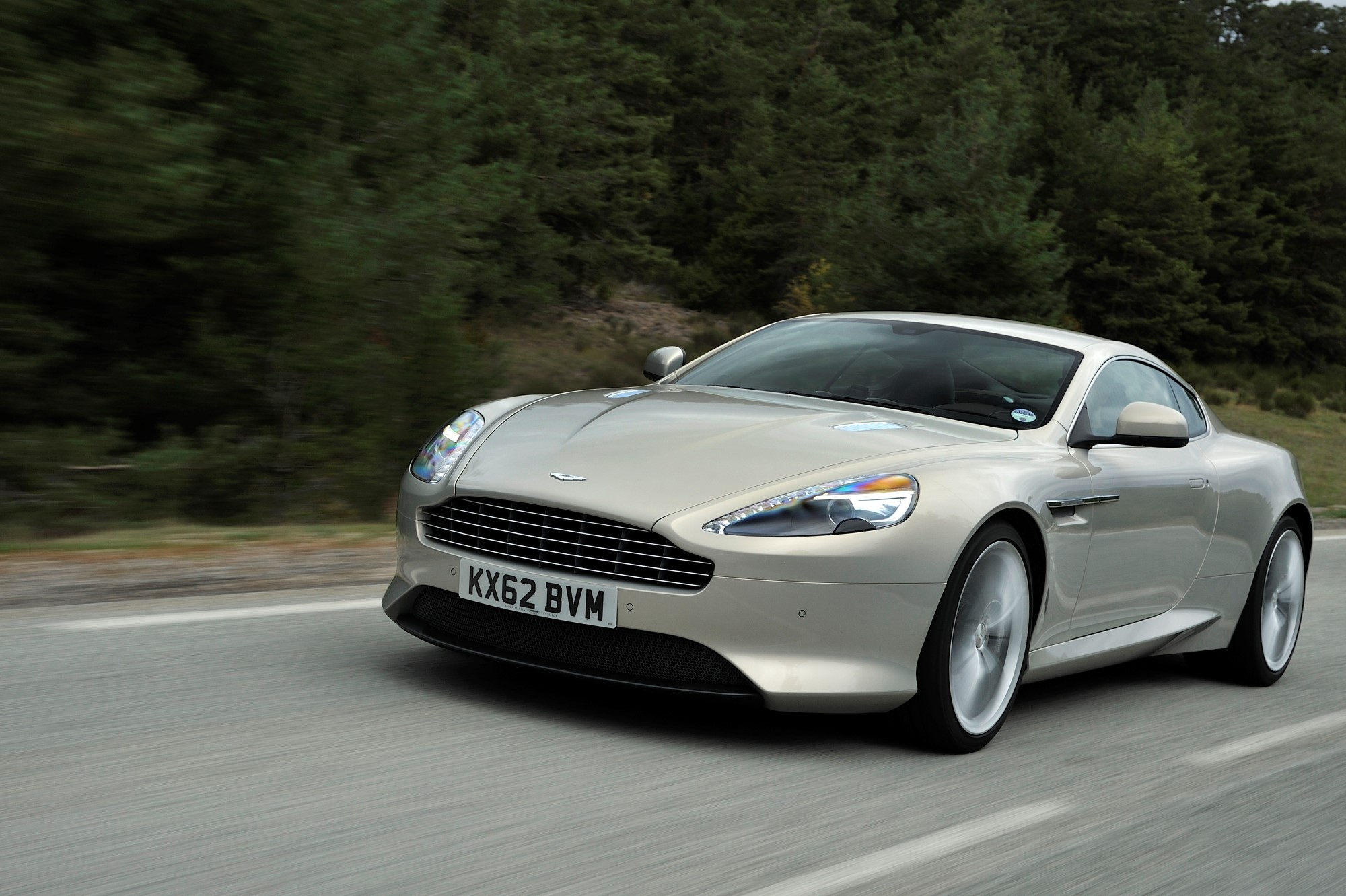 Bmw Of Fresno >> 2014 Aston Martin DB9 Review, Ratings, Specs, Prices, and ...
