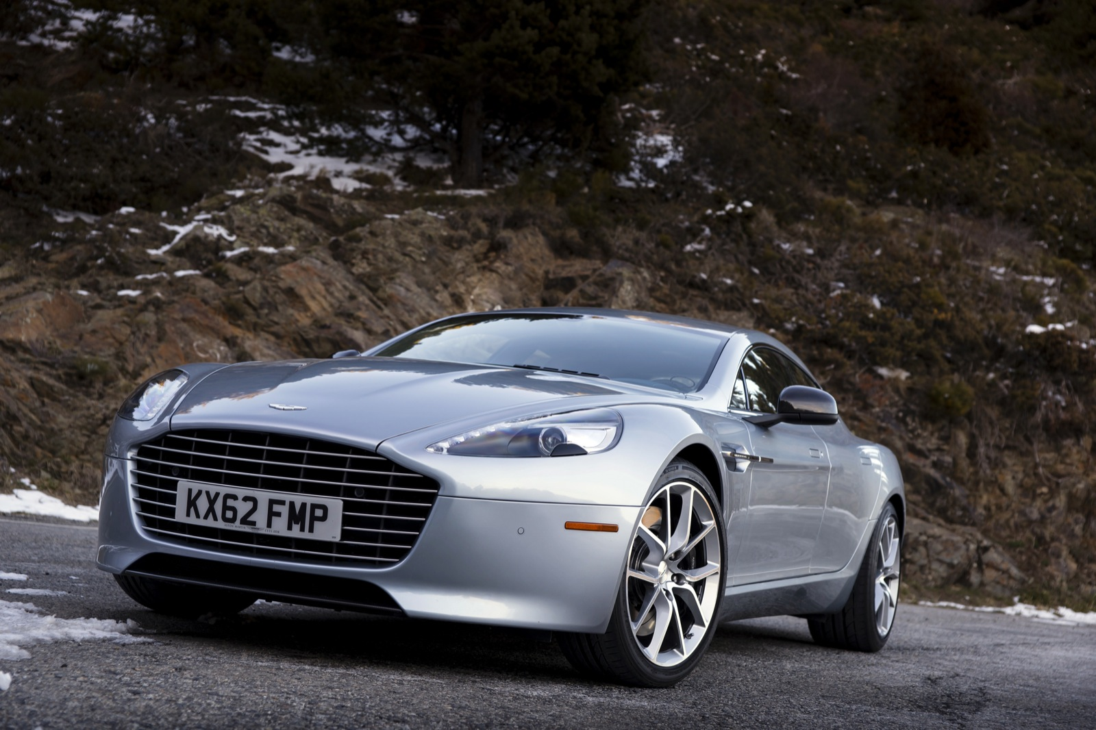2014 Aston Martin Rapide Review, Ratings, Specs, Prices