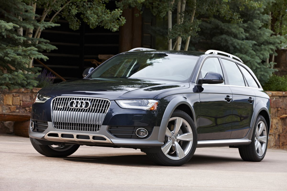 2014 audi allroad review ratings specs prices and photos the car connection. Black Bedroom Furniture Sets. Home Design Ideas