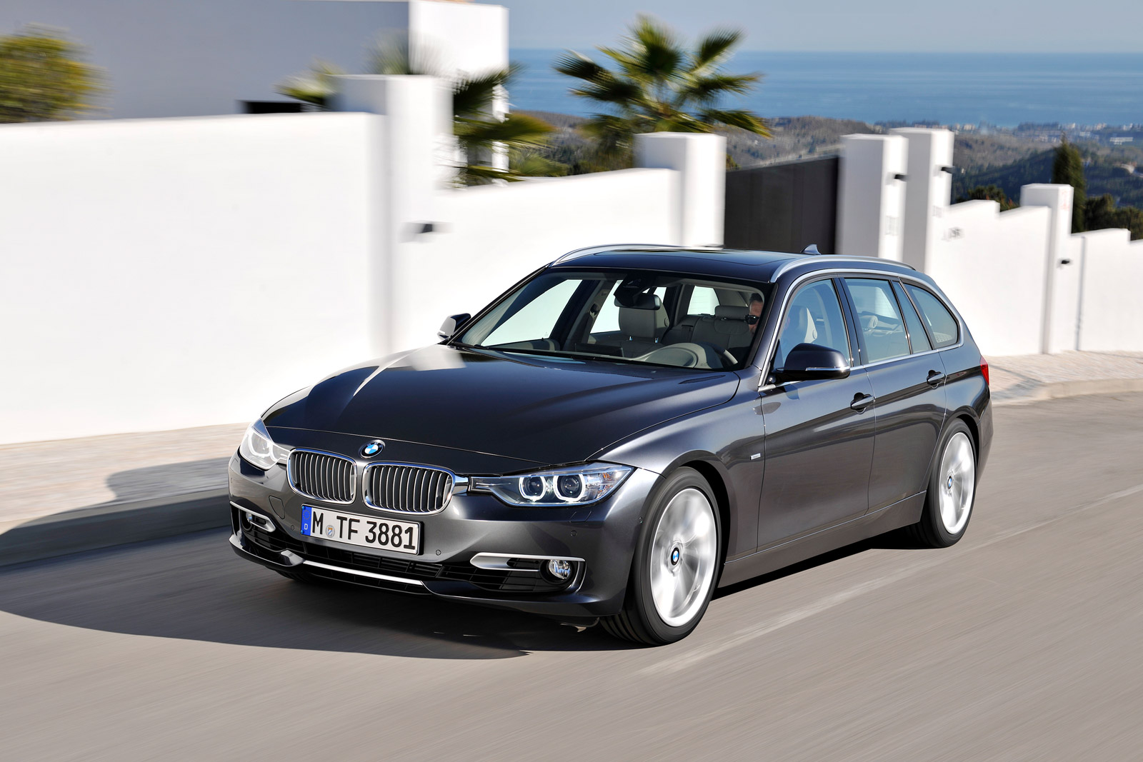 bmw confirms diesel 3 series sports wagon for u s. Black Bedroom Furniture Sets. Home Design Ideas