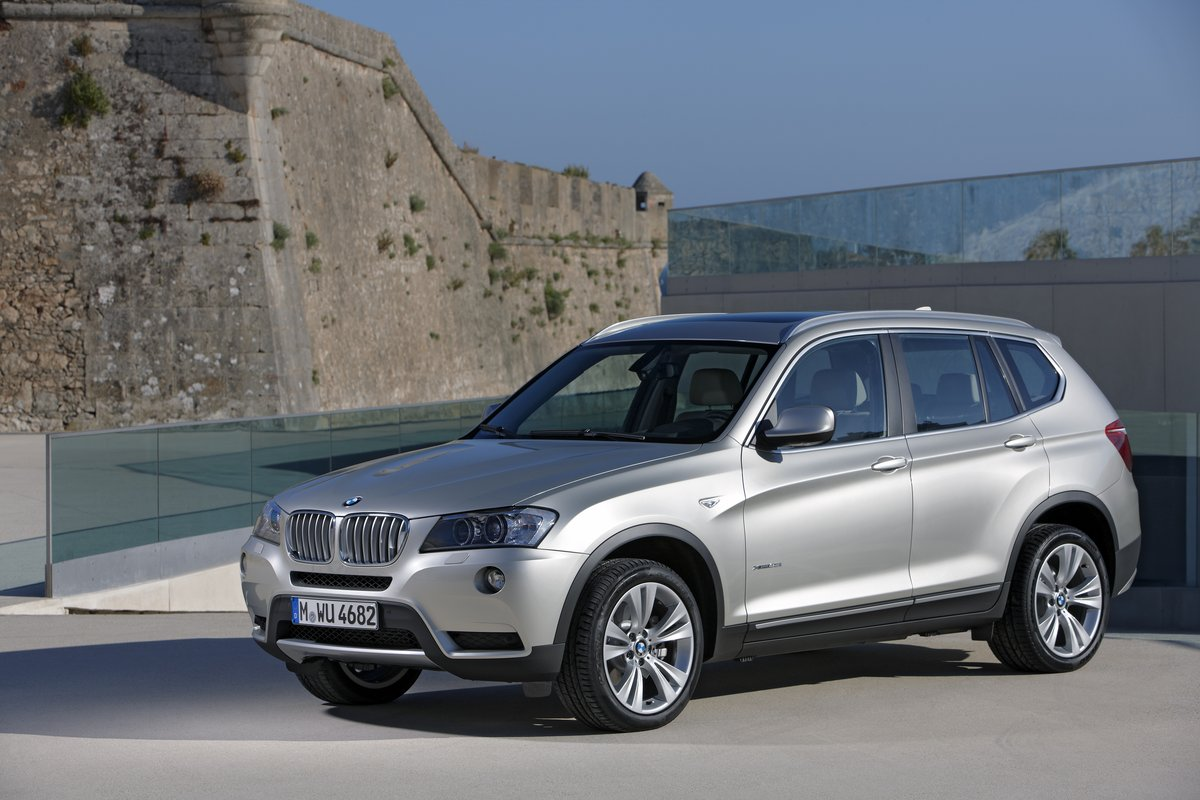 2014 BMW X3 Review, Ratings, Specs, Prices, and Photos ...