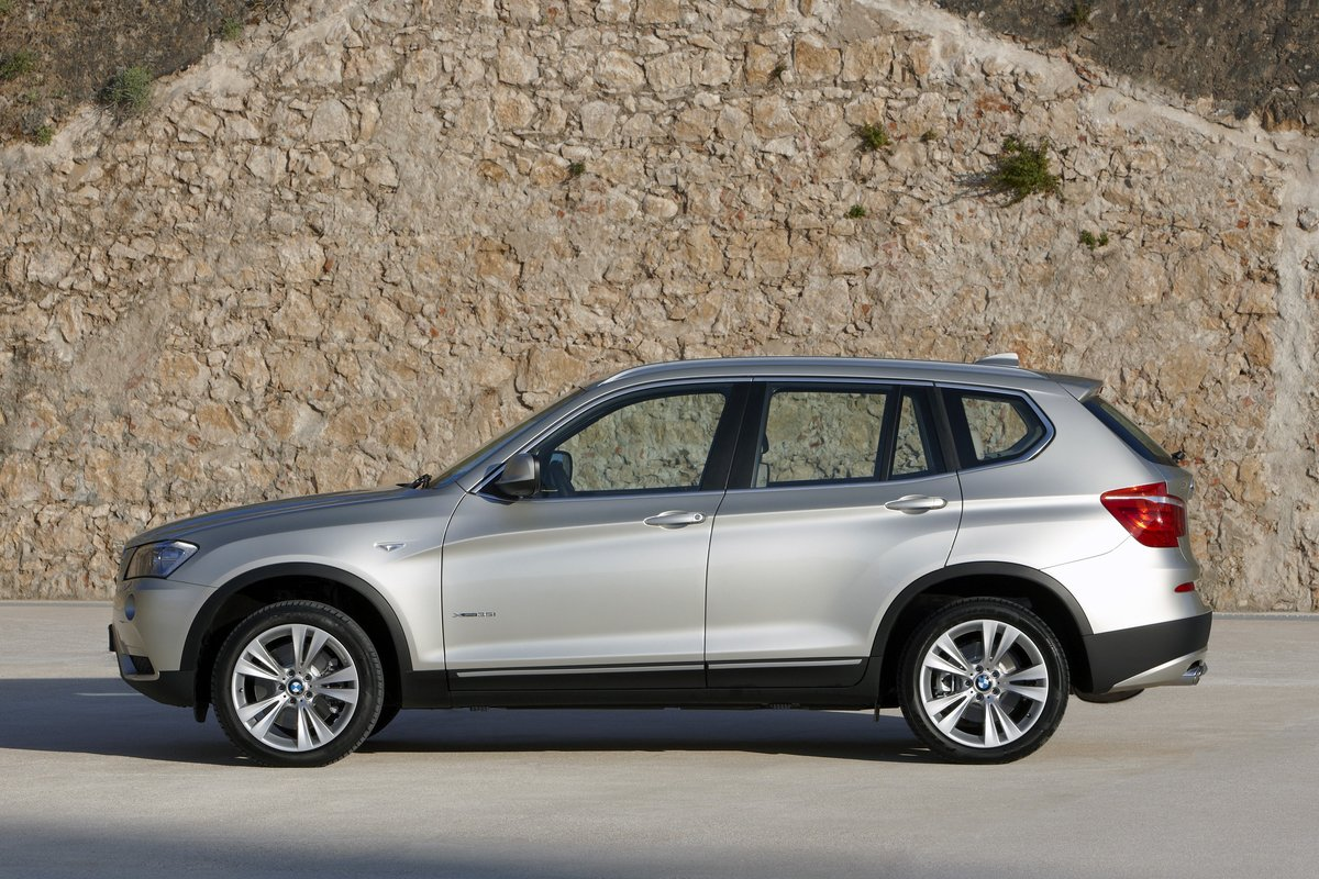 2014 bmw x3 review ratings specs prices and photos the car connection. Black Bedroom Furniture Sets. Home Design Ideas