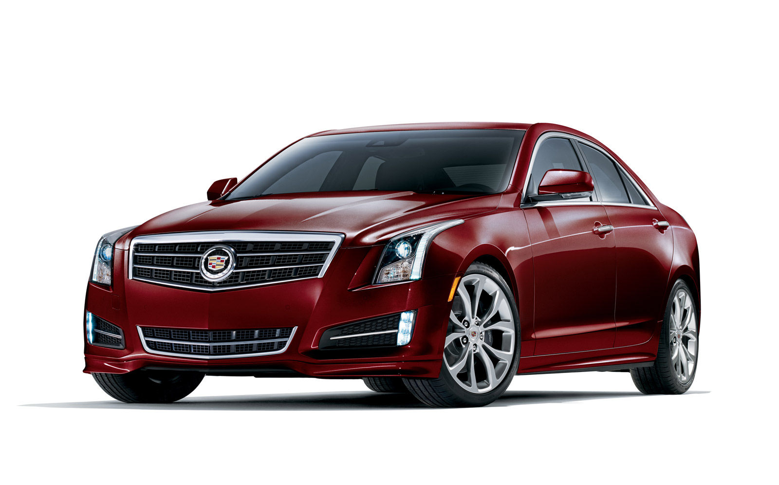 2014 cadillac ats review ratings specs prices and photos the car connection. Black Bedroom Furniture Sets. Home Design Ideas