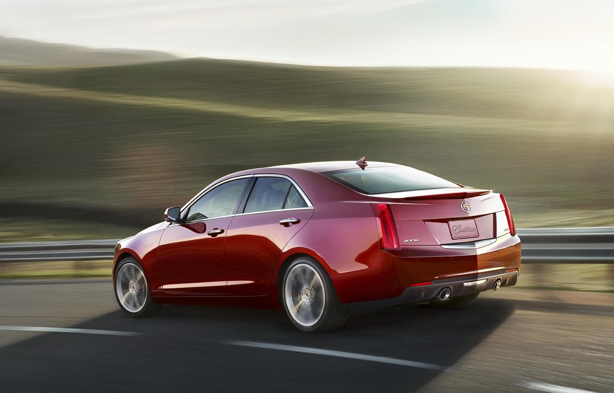 Subaru City Milwaukee >> 2014 Cadillac ATS Review, Ratings, Specs, Prices, and ...
