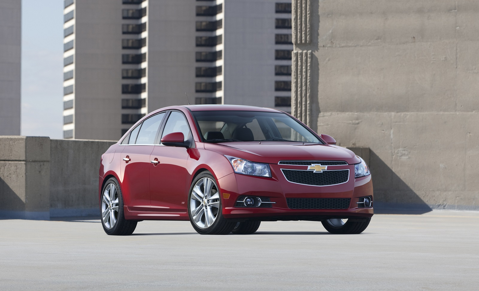 Bmw Of Fresno >> 2014 Chevrolet Cruze (Chevy) Review, Ratings, Specs, Prices, and Photos - The Car Connection