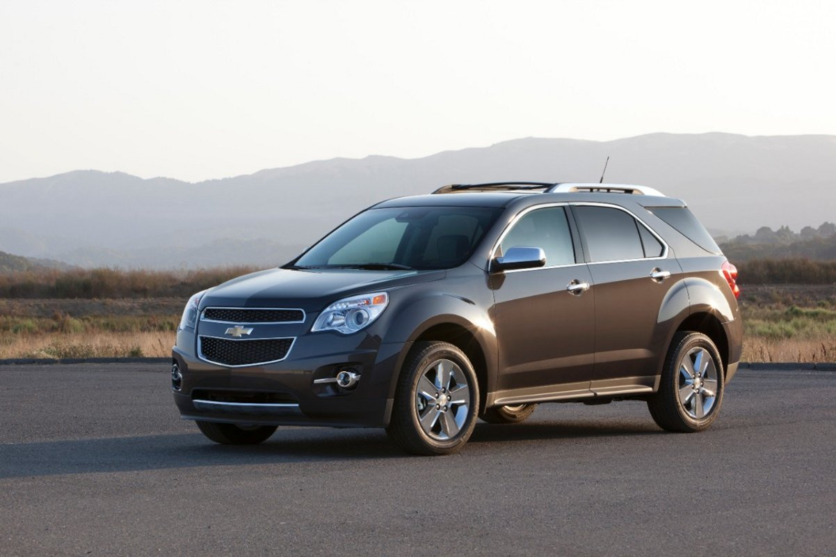 Land Rover Louisville >> 2014 Chevrolet Equinox (Chevy) Review, Ratings, Specs ...
