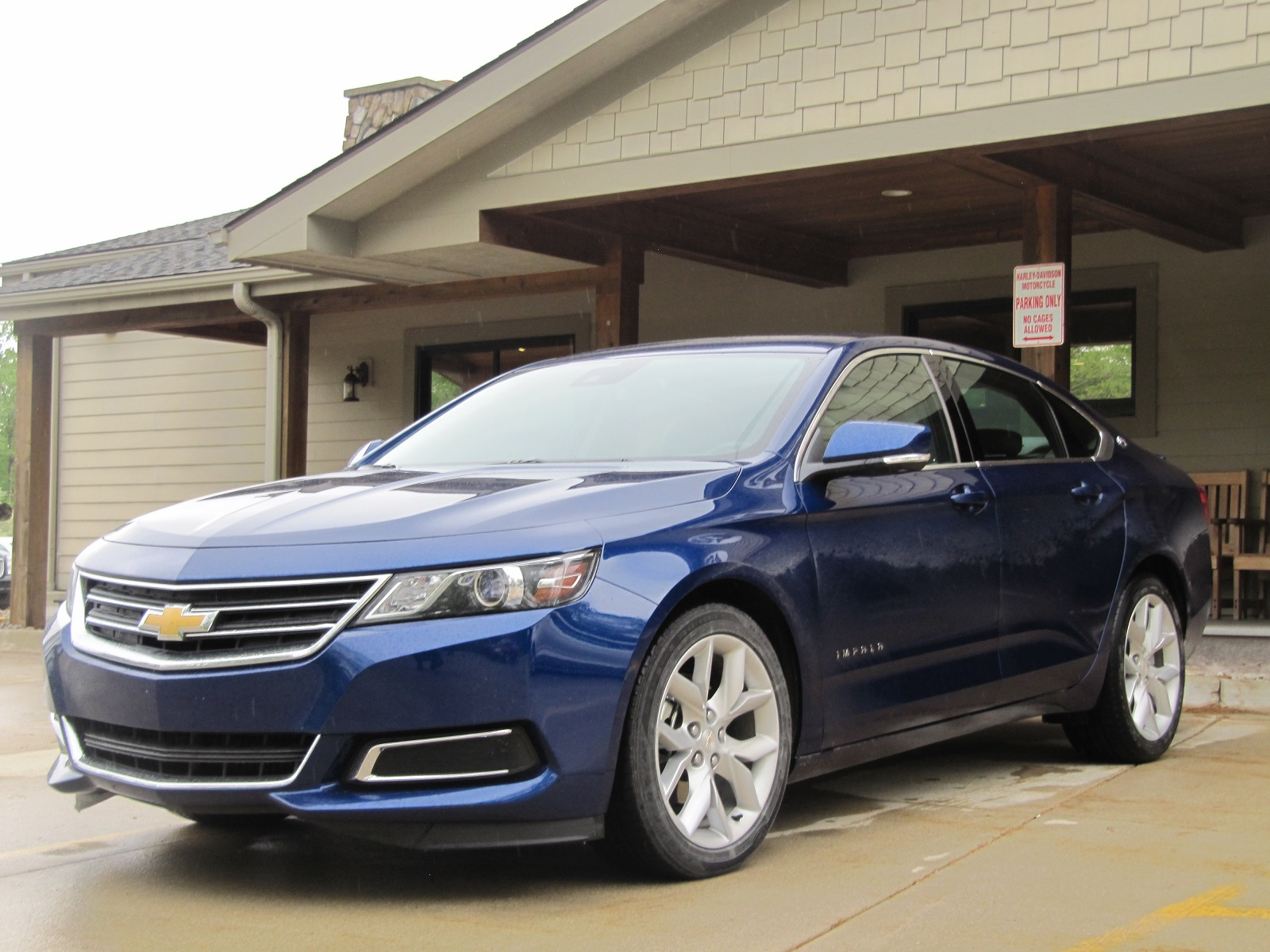 2014 Chevrolet Impala 2 5 Liter Four Cylinder Quick Drive