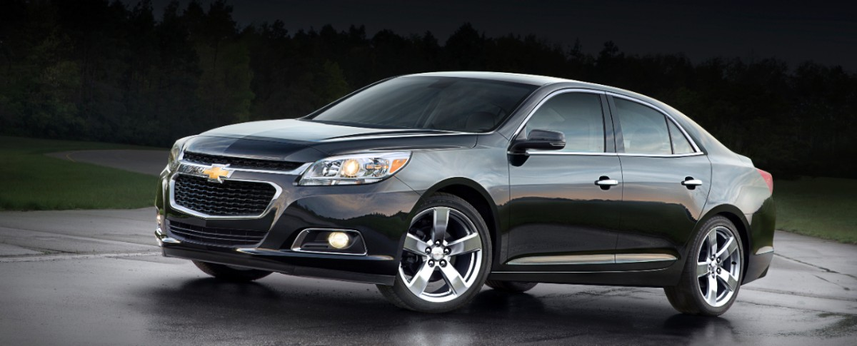 Bmw Fort Worth >> 2014 Chevrolet Malibu Earns IIHS 'Top Safety Pick Plus' Distinction