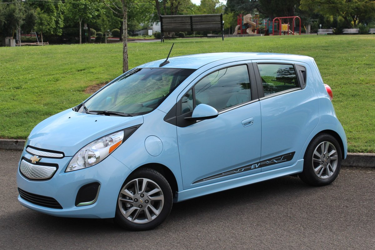 Chevy Spark Ev Electric Car No Retail Sales In Canada Europe